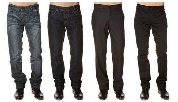 Pantalon Jeans Benson And Cherry