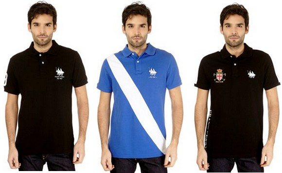 Polo homme Frank Ferry