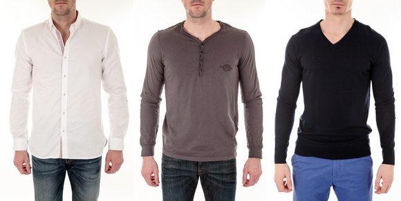 Pulls & chemise uncle jeans
