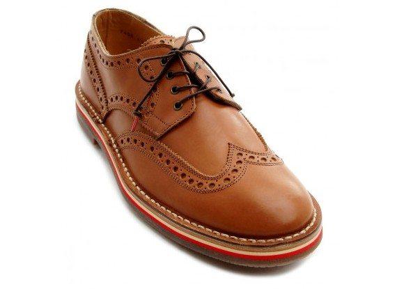 Chaussures en cuir basses Elia Maurizi