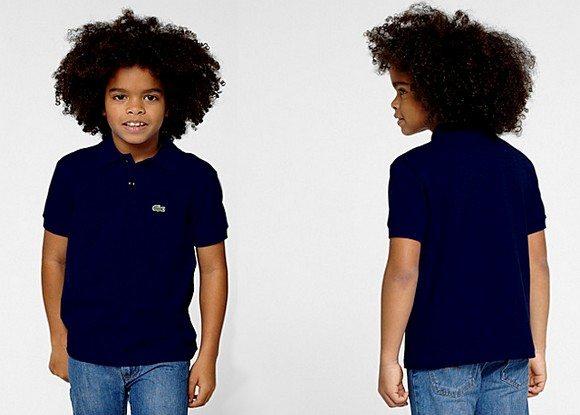 Polo Lacoste Enfant
