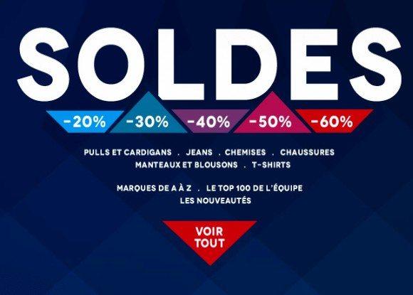 Menlook : Soldes Flottants Printemps / Été 2013