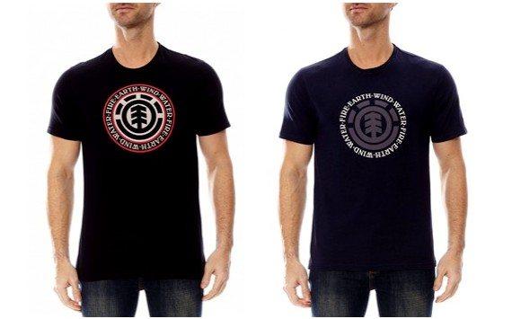 T-shirt Element homme