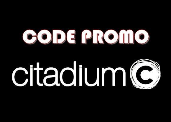 Code Promo Citadium Mai 2013