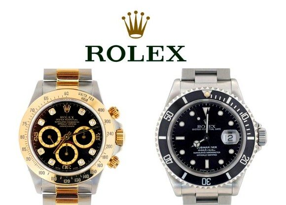 Vente Privée Rolex !