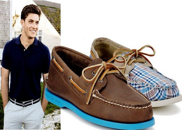 Vente Privée de Chaussures Sperry Top Sider