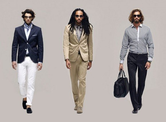 Look homme chic
