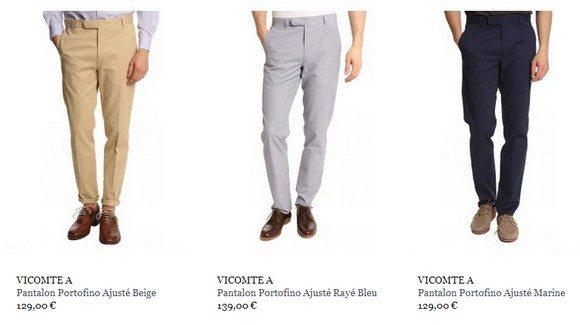 Pantalon Vicomte A