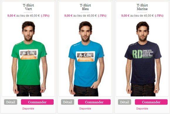 T-shirt AGD