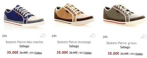 Baskets Sneakers Sebago