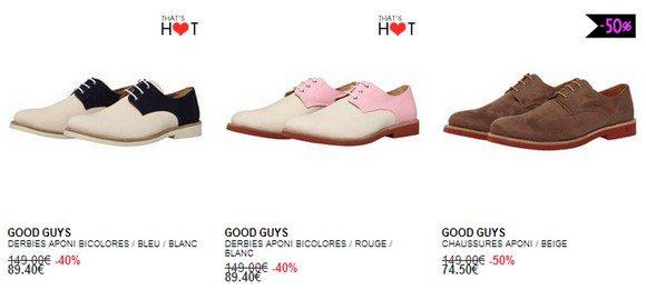 Chaussures Good Guys