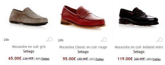 Mocassins Sebago