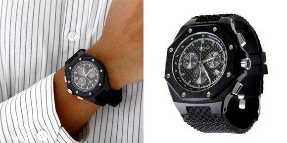 Vente privée de montres de luxe