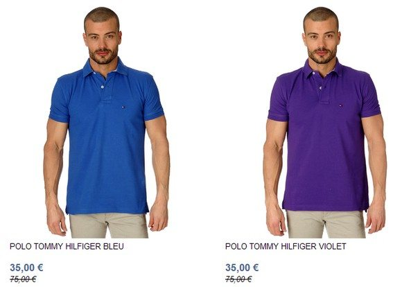 Polo homme Tommy Hilfiger