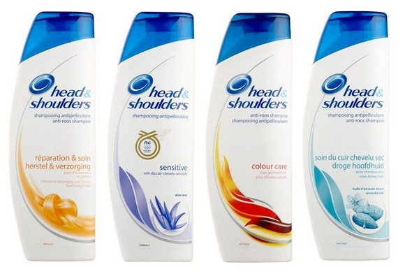 Shampoing Head And Shoulders