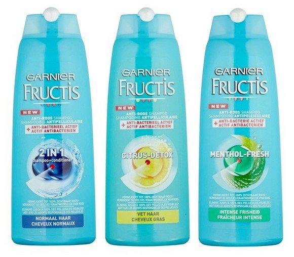 Shampoings Fructis