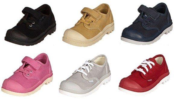 Chaussures basses Palladium bebe