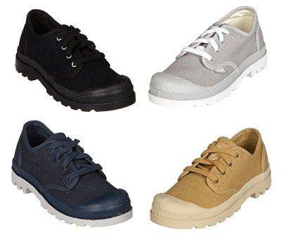 Chaussures basses Palladium enfant