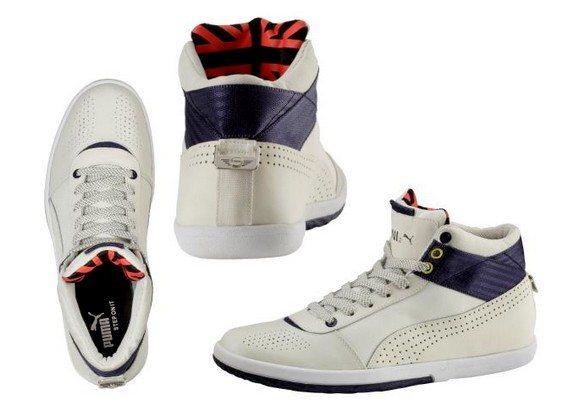 Chaussures montantes Mini x Puma