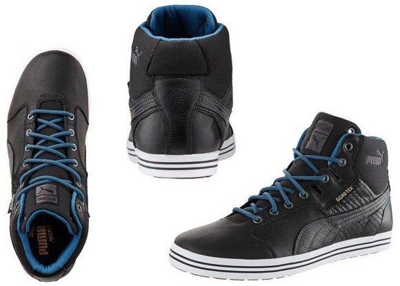 chaussures homme montantes puma