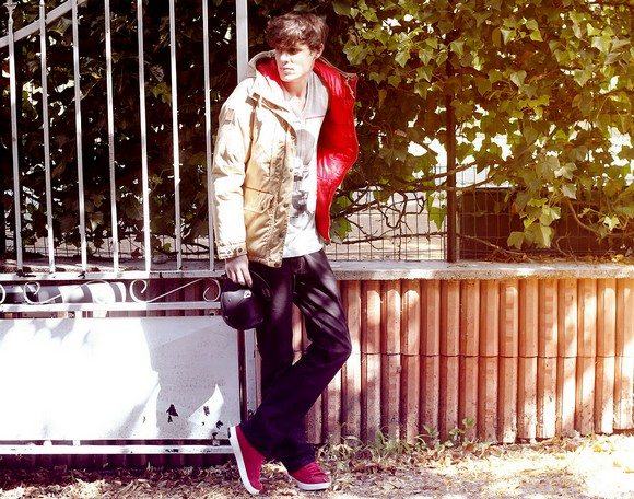 Look sport chic homme