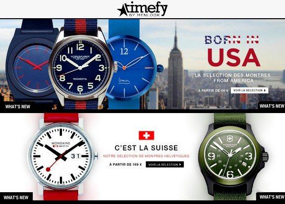 Code Promo Timefy Octobre 2013