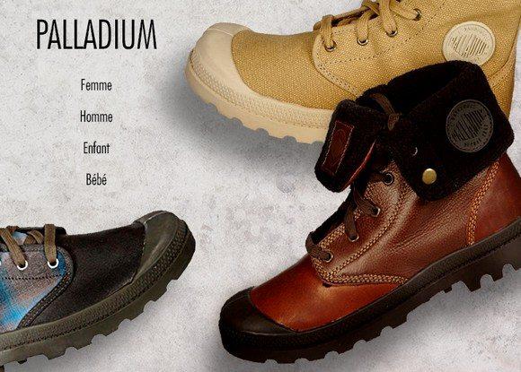 Vente Privée Palladium | Monsieur Mode Blog Homme