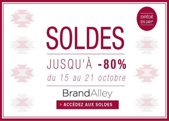 Soldes Flottants BrandAlley Automne / Hiver 2013