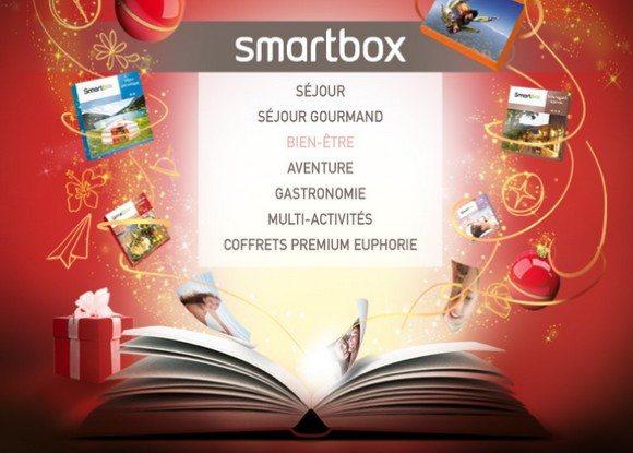 Vente Privée de Coffrets Cadeaux Smartbox