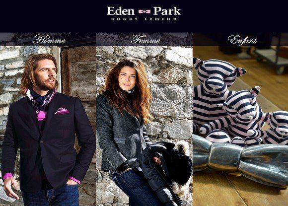 Code Promo Eden Park : Livraison Gratuite