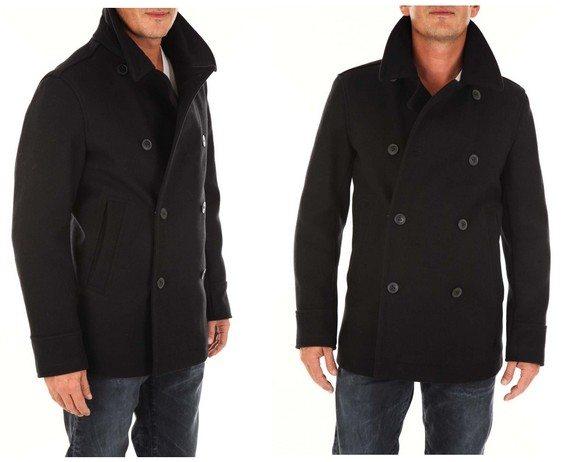 manteau noir g star
