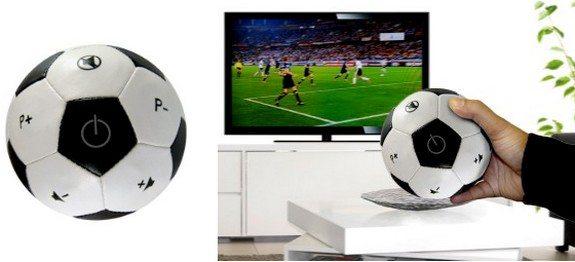 telecommande forme ballon football