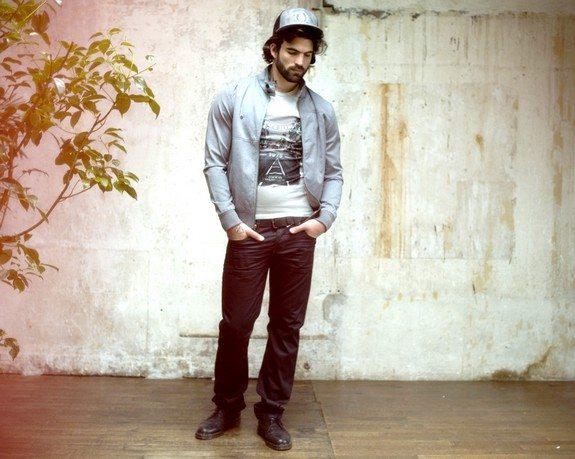look street-wear homme