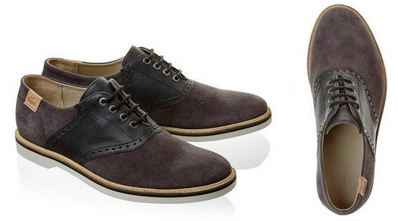 chaussures derbies lacoste sherbrooke golf 3