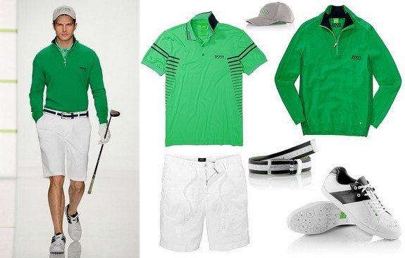 look golf homme