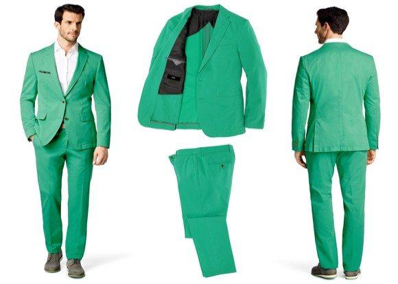 Sélection de costumes pour homme de couleur