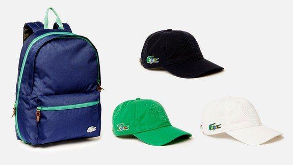 sac casquette lacoste rio