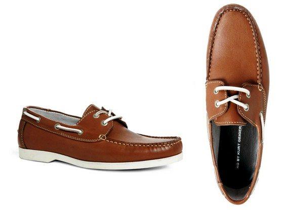 chaussures bateau kg by kurt geiger