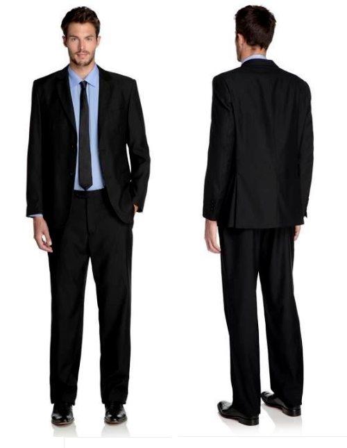 costume 2 pieces noir globatex cdiscount