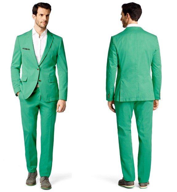 costume vert