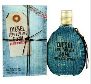eau de toilette diesel denim fuel for life 50 ml