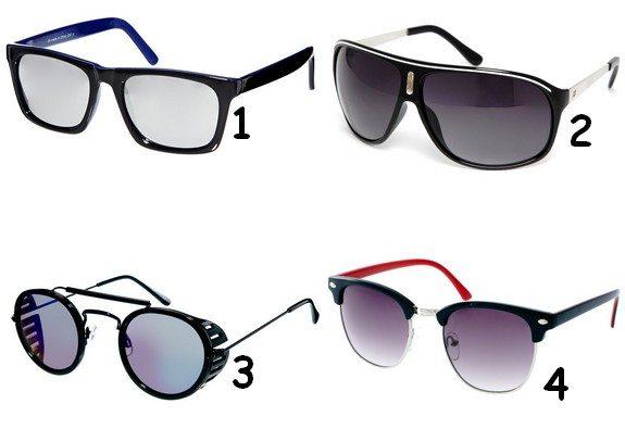 lunettes de soleil asos