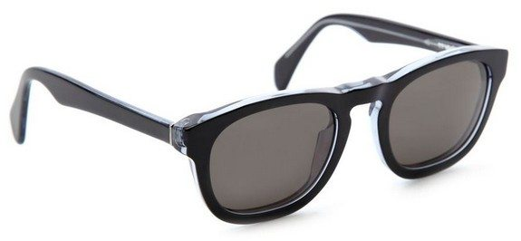 lunettes de soleil noires carhartt