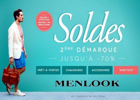 soldes homme menlook 2014
