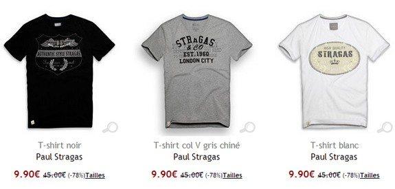 t-shirt paul stragas