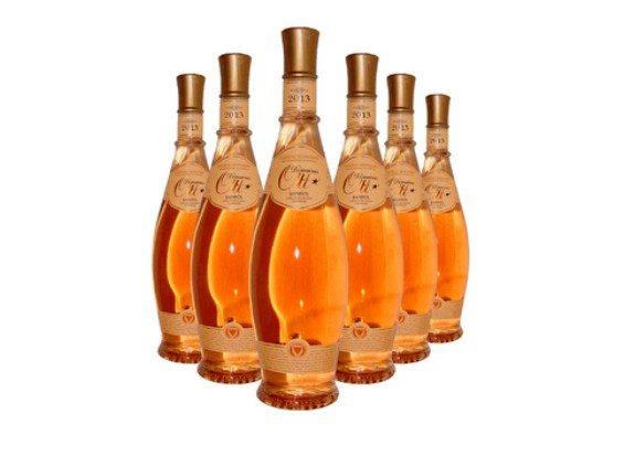Vin rosé Domaine Ott Château de Romassan Coeur de Grain 2013 : 119€ au lieu de 191€