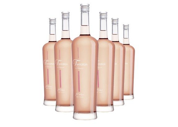 vin rose terra vecchia tentation by renucci rose 2013