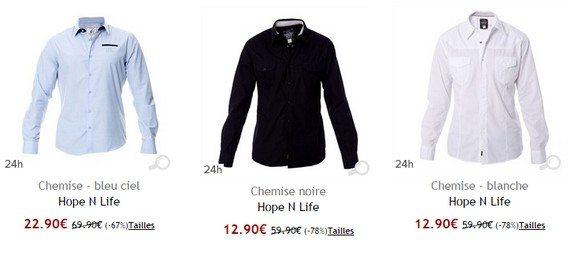 chemise hopenlife