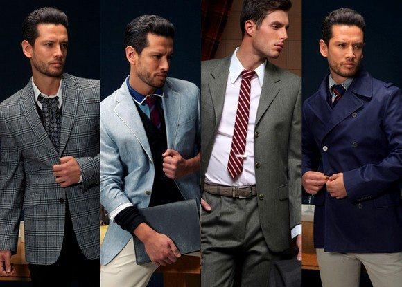 Vente Privée de vêtements pour hommes élégants