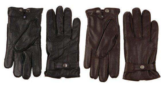 gants en cuir agneau georges rech